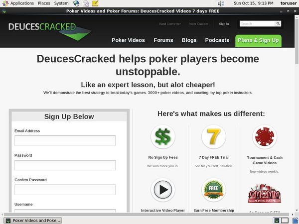 Deucescracked Bonus Deal