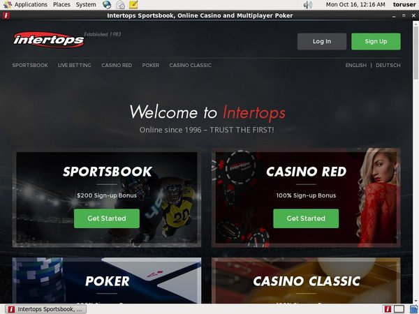Intertops Play For Free