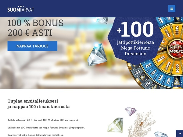 Suomiarvat Gambling Offers