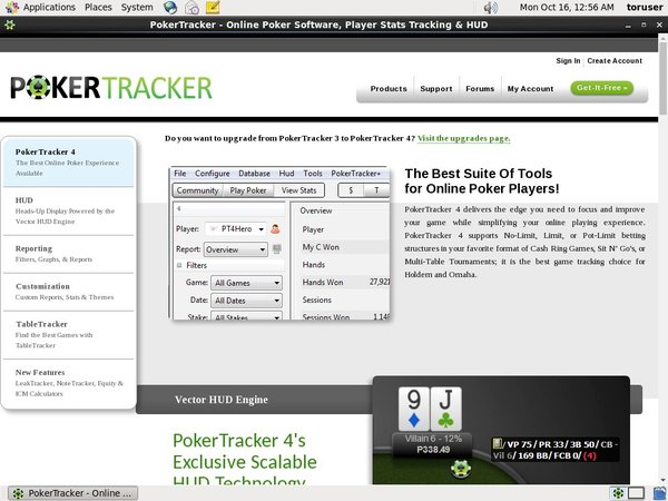 Poker Tracker Bookmakers