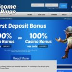 Welcomebingo Bet Bonus