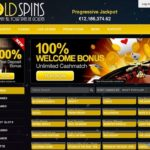 Goldspins Pay With Paypal