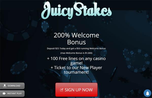 Juicystakes покер