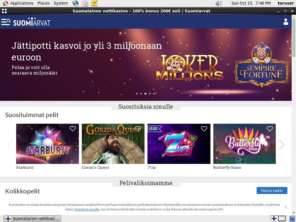 Suomiarvat Top Gambling Websites