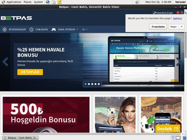 BetPas Online Casino Paypal