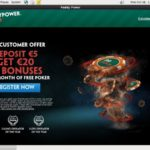 Paddy Power Poker Mobile Betting