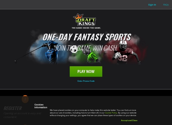 Draft Kings Online Casino Websites