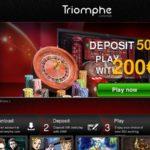 Casinotriomphe Free Bonus