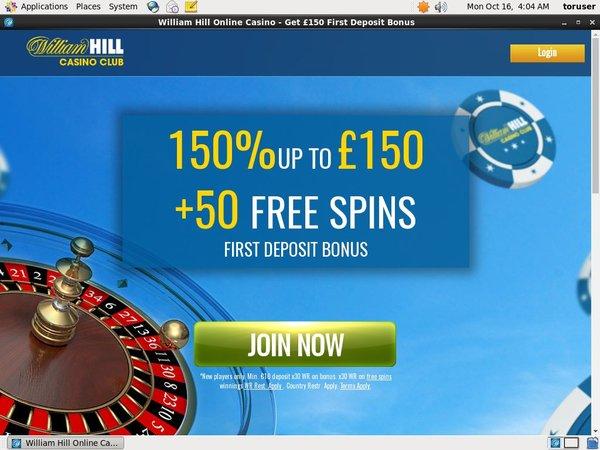 Williamhillcasino Play For Free