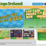 Bingoireland Joining Bonus