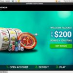 Welcome Offer Barbados Casino