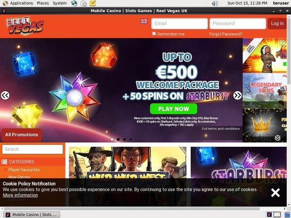 Reelvegas Best Online Casino