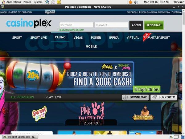 CasinoPlex Number
