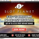 Slotplanet New Customers