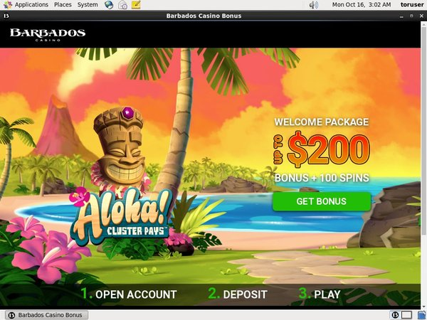 Barbados Casino Mobile Free Spins