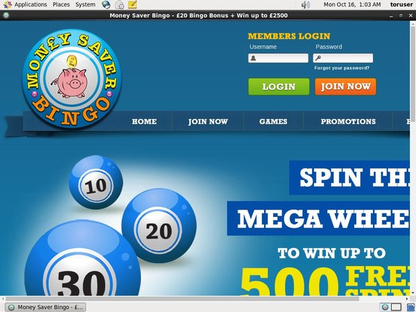 Moneysaverbingo Online Casino Sites