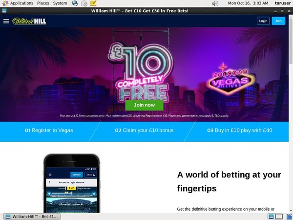Williamhill Golf