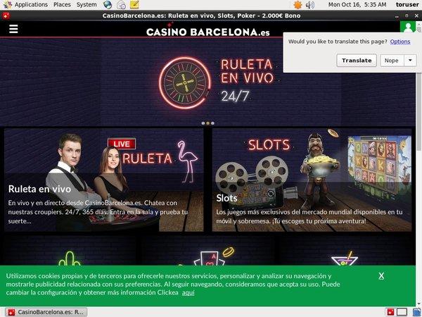 Casino Barcelona Betting App