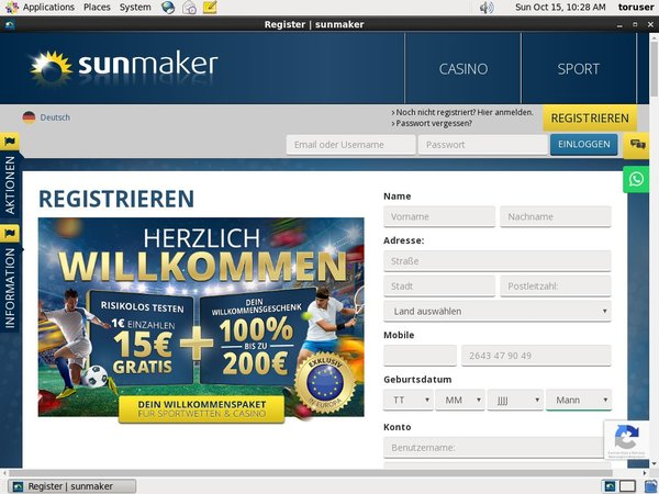 Sunmaker Slot Machines