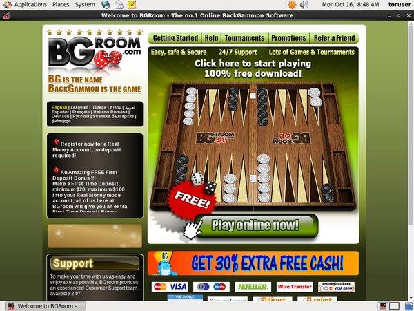 BG Room Download