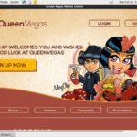 Queen Vegas Uk Site